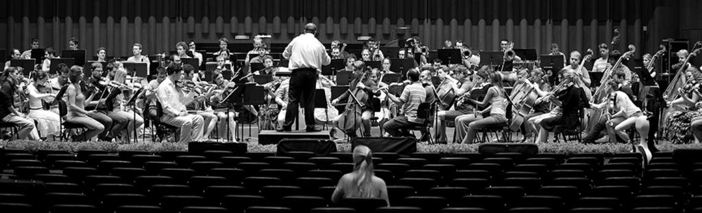 February at the Auditorium Stravinski